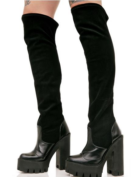 Remington Knee High Boots
