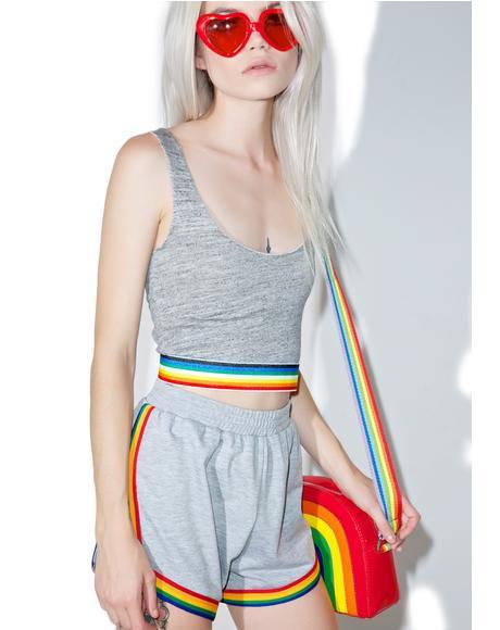 Rainbow Bralette