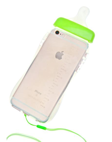 Peabody Baby Bottle iPhone 6/6+
