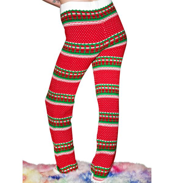Knitty Kitty Little Helpers Elf Pants