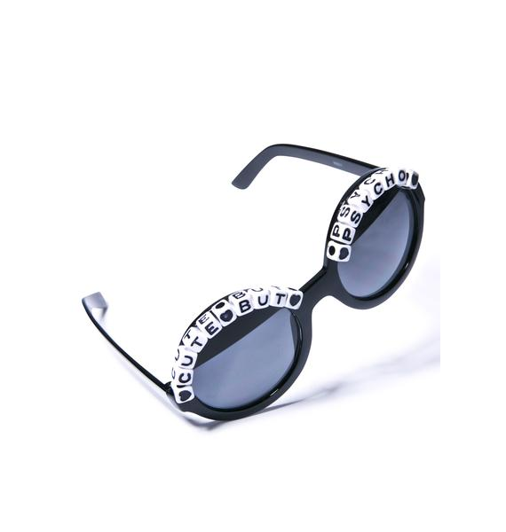 Rad and Refined Natural Born Killa Sunnies