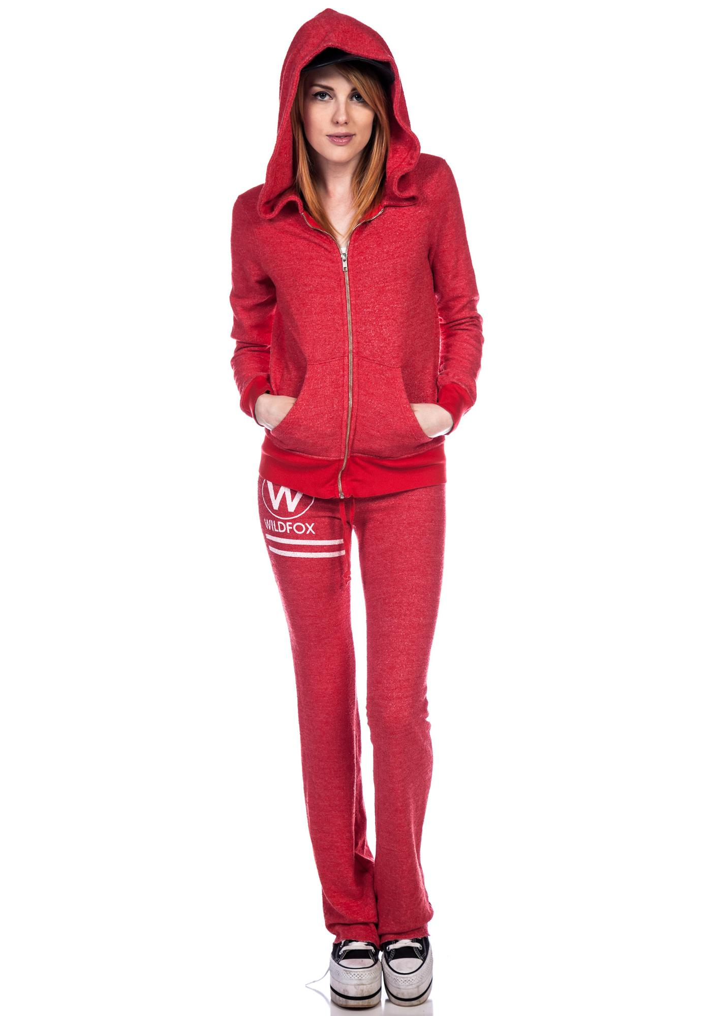 Wildfox Couture Wildfox Cruise Track Suit Jacket