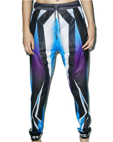 Midnight Mesh Pants