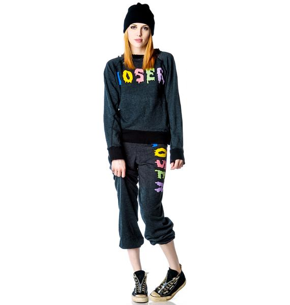 Wildfox Couture Loser Baby Gidget Sweatpants