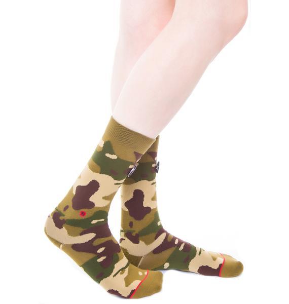 Stance Private Socks