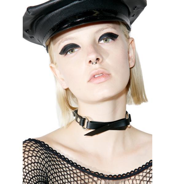 Club Exx Midnight Mistress Choker