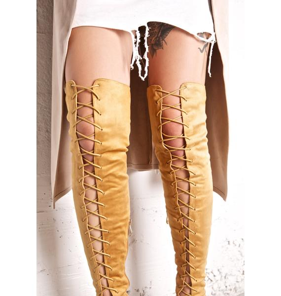 Atlas Thigh-High Boots