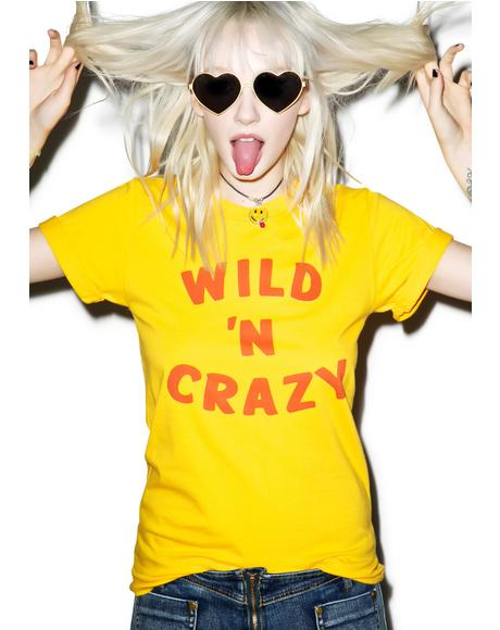 Wild N' Crazy Tee
