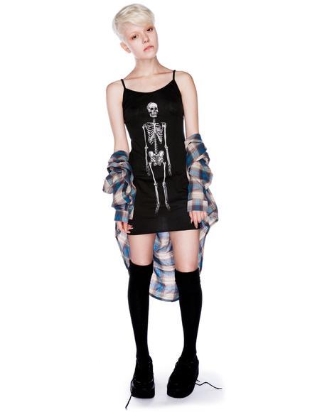 Sempre Skinny Under Tank Dress