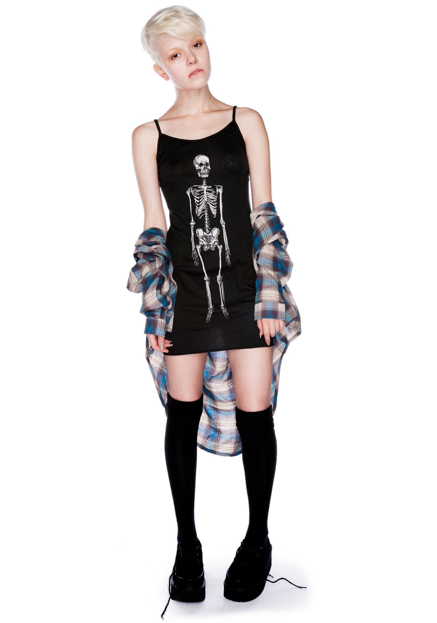 Wildfox Couture Sempre Skinny Under Tank Dress