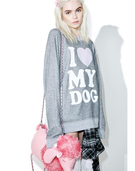 Must Love Dogs Sommer's Sweater