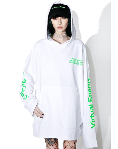 Virtual Enemy Hoodie