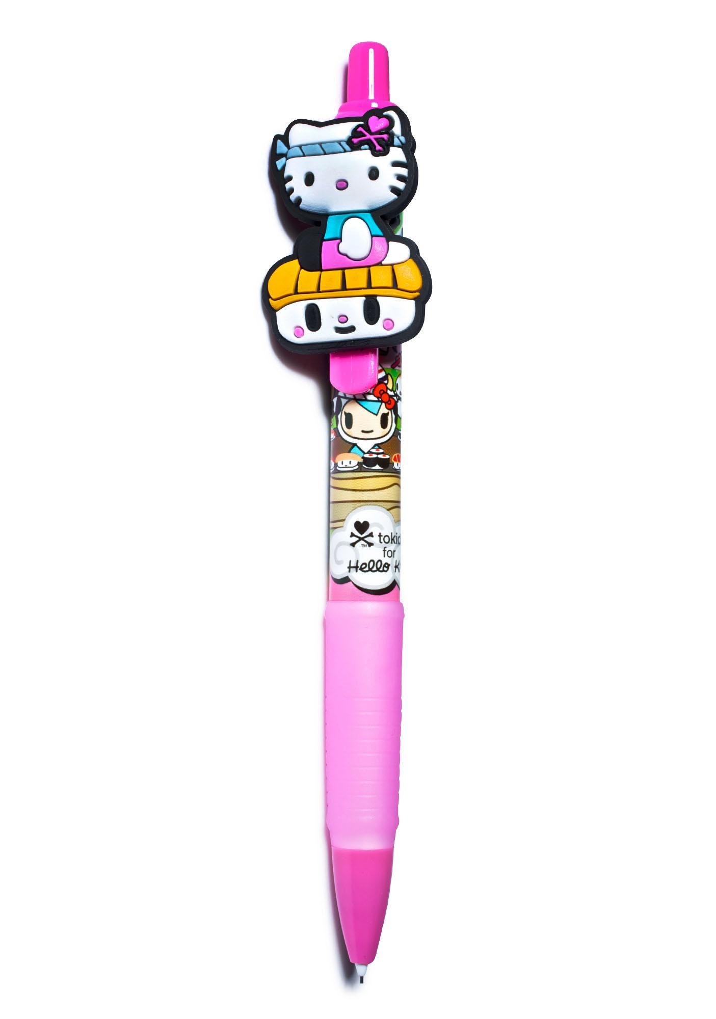 Tokidoki x Hello Kitty Sushi Mechanical Pencil