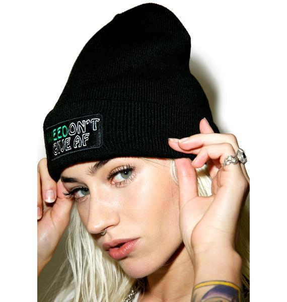 HLZBLZ Give AF Beanie