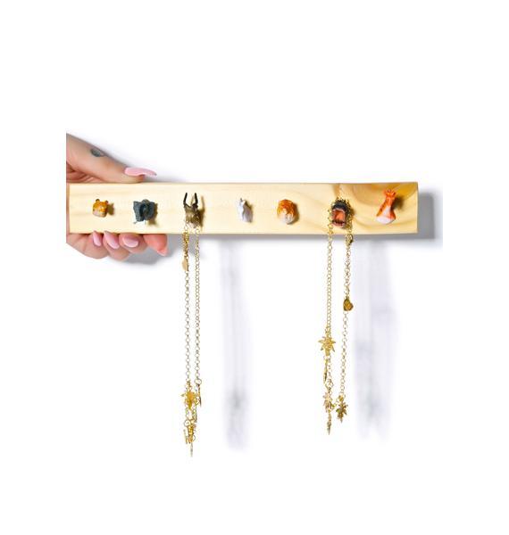 Pack Rack Jewelry Holder