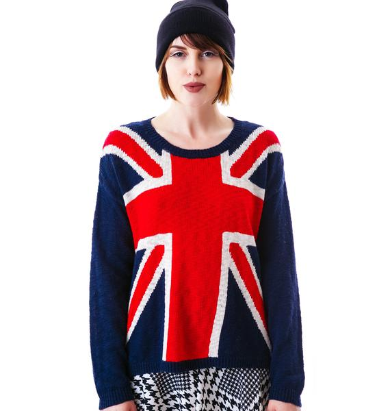 GIRL London Sweater