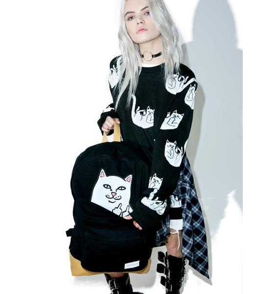 RIPNDIP Lord Nermal Backpack