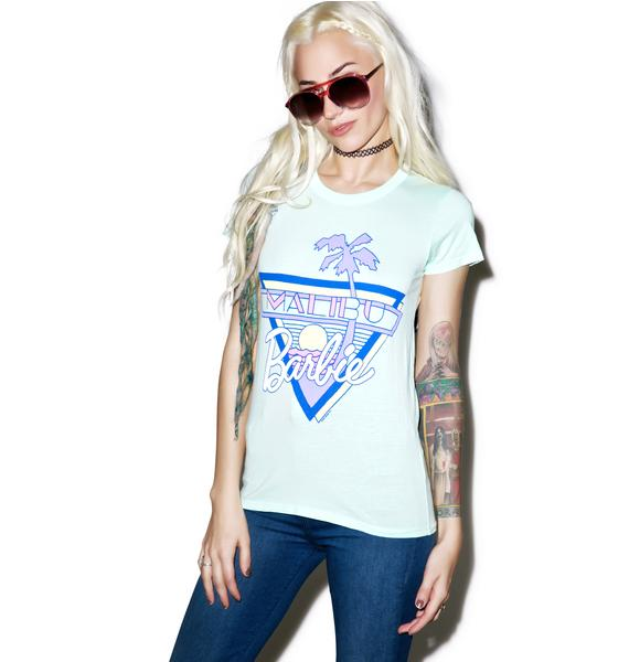 Junk Food Clothing Malibu Barbie Tee