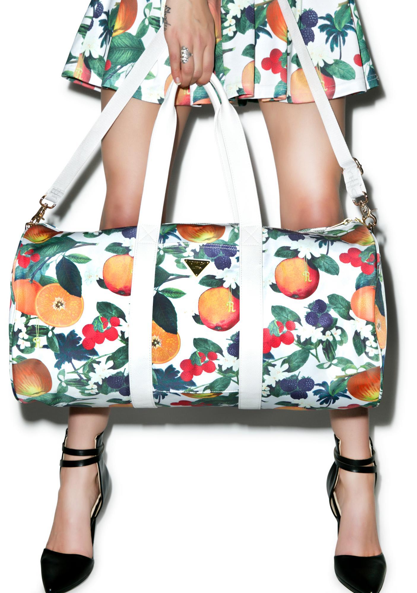 Joyrich Orange Blossom Boston Bag