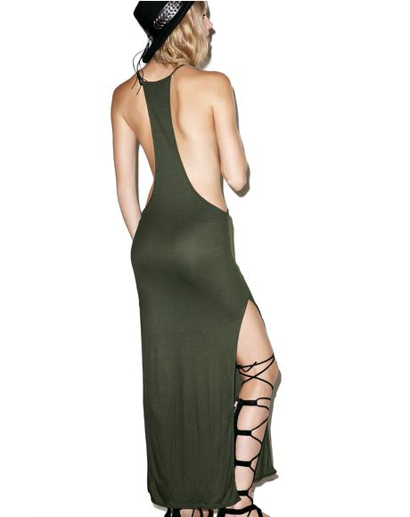 Trev Wild Thing Maxi Dress