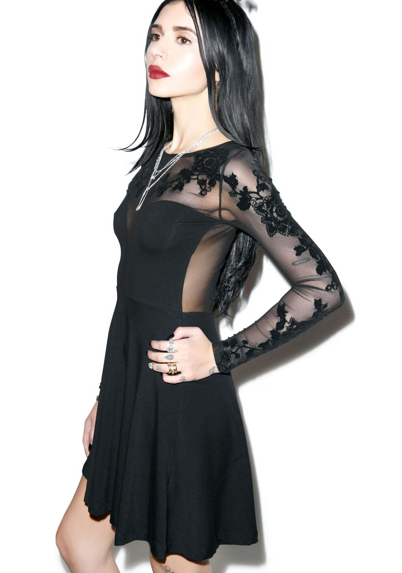 Motel Moonchild Lace Dress