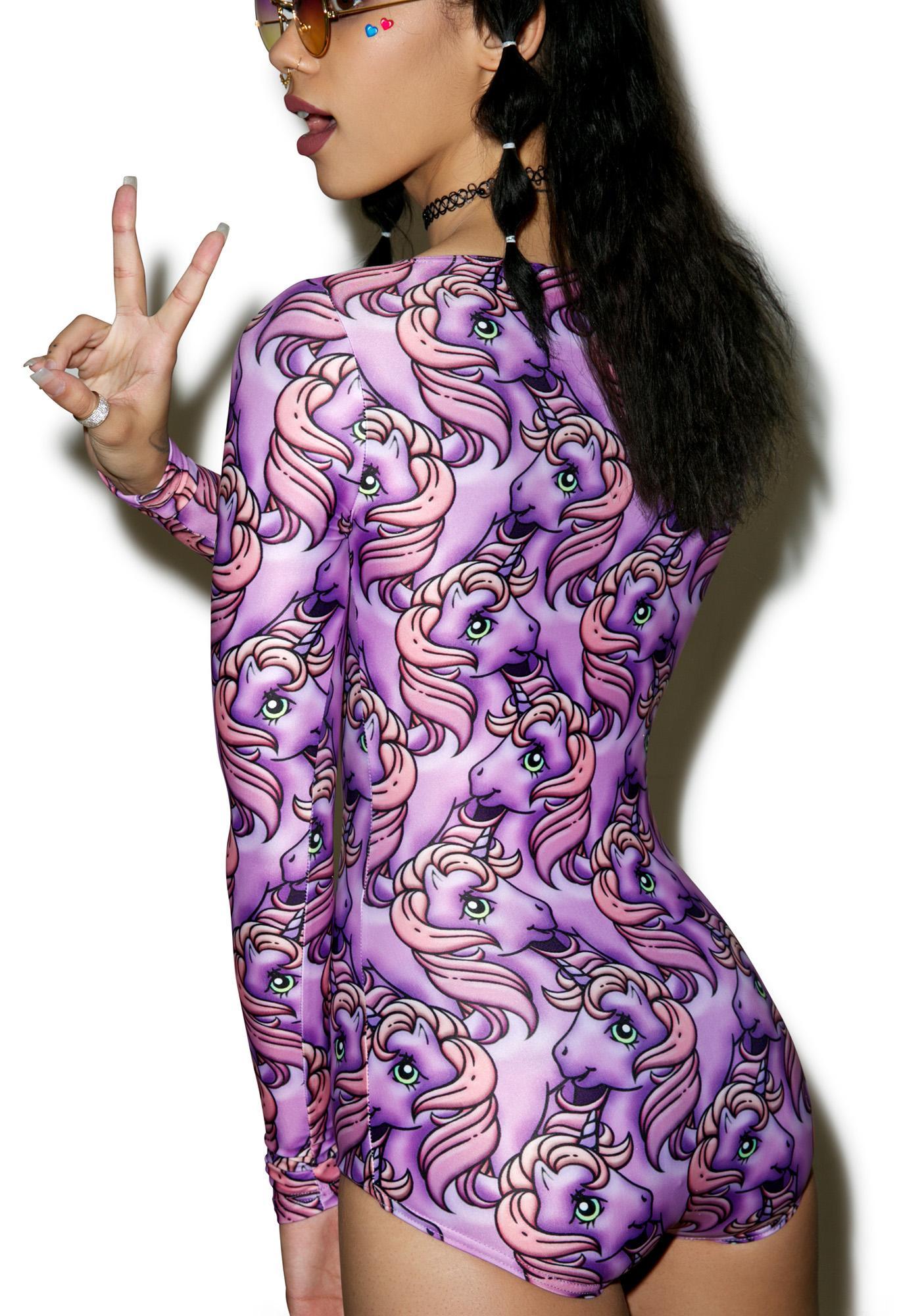 Alice Vandy My Little Pony Cheerlife Bodysuit