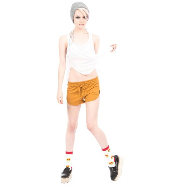 One Teaspoon Defender Jersey Vagabond Shorts