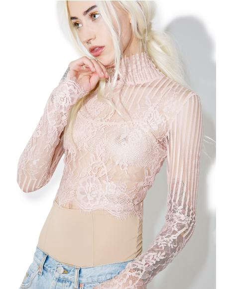 Blush Lara Top