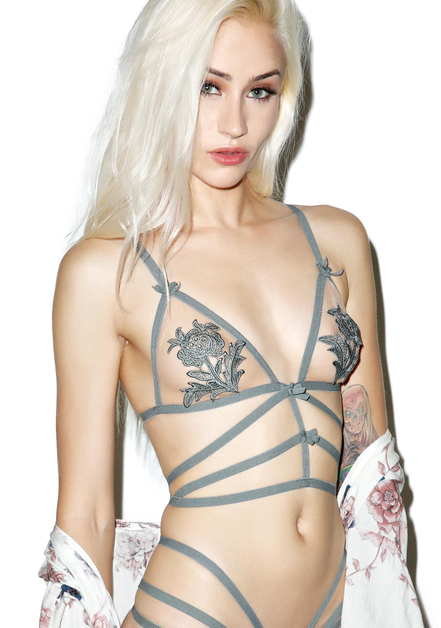 For Love & Lemons Nikki Bralette