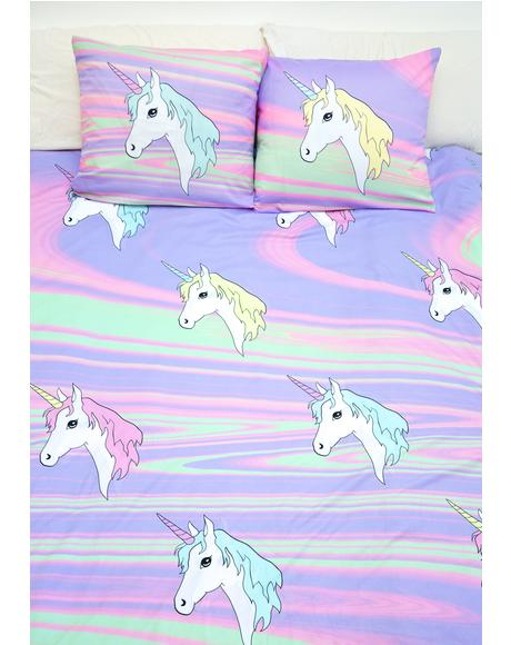Pastel Ponyz Bed Sheets