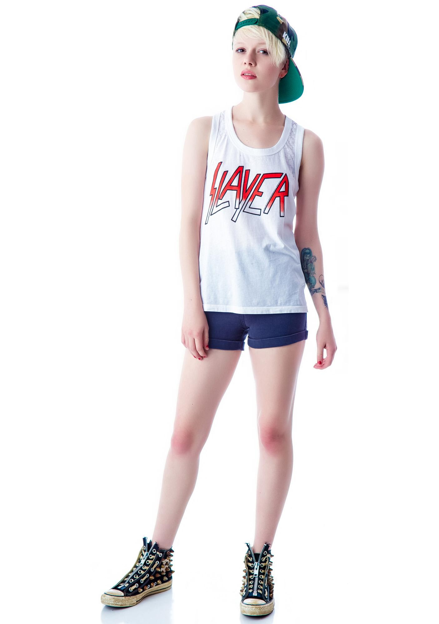 Chaser Slayer Deep Armhole Tank
