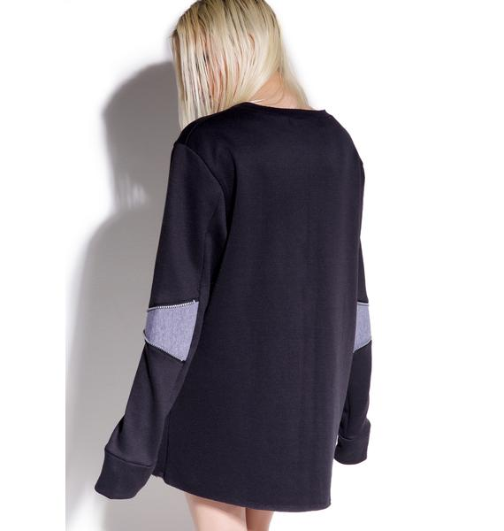 MNML Repel Zip Sweatshirt
