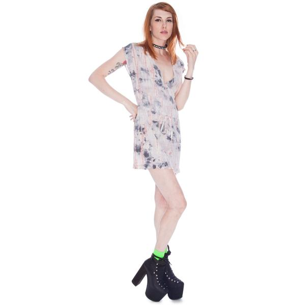 Chaser Tie Dye Surprice Dress