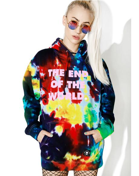 The End Pullover Hoodie