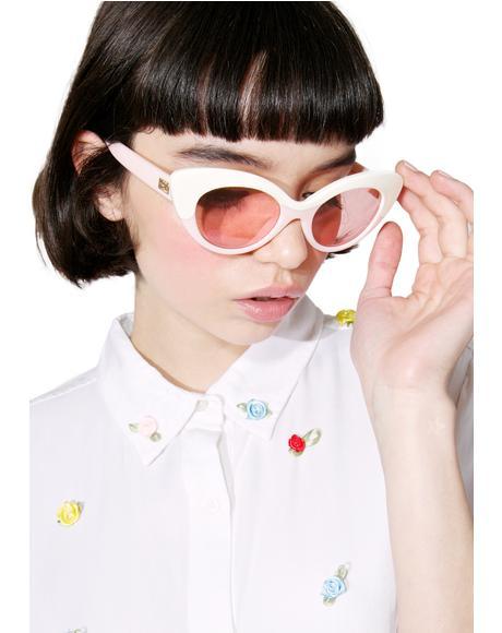 The Strawberry Wild Gift Sunglasses