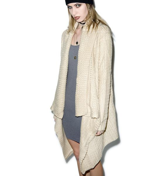 Mink Pink In The Heart of the Night Cardigan