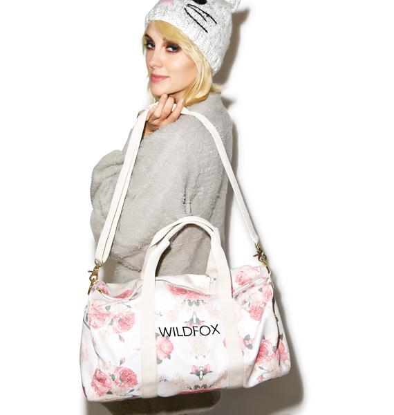 Wildfox Couture Austen Rose Gym Bag