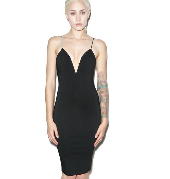 Rise of Dawn Sass Midi Dress