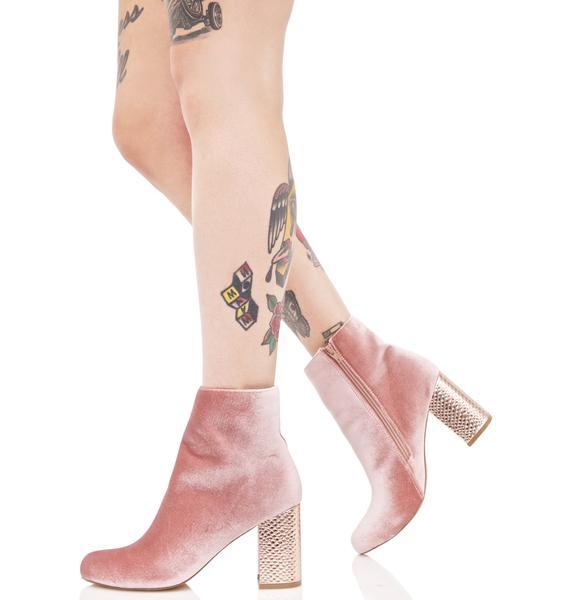Dreamscape Ankle Boots
