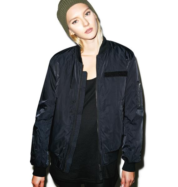 Cheap Monday Based Bomber Jacket