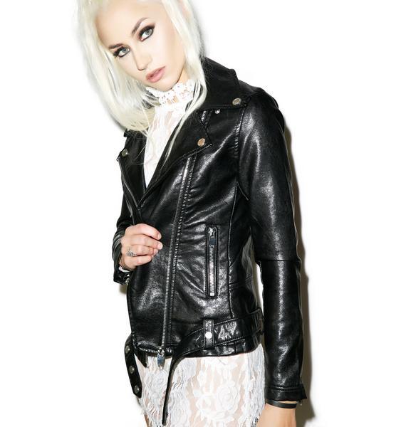 Blank NYC Ol Lady Jacket