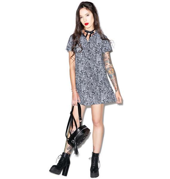 Disturbia Dream Sequence Dress