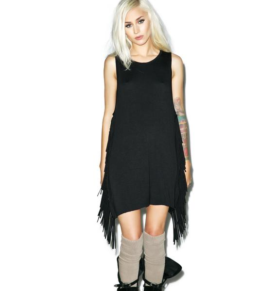 Rebel Baby Fringe Tunic