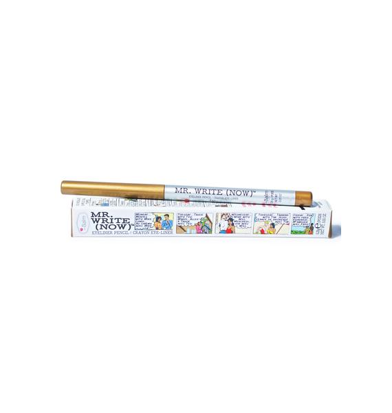 The Balm Mr. Write (Now) Eyeliner