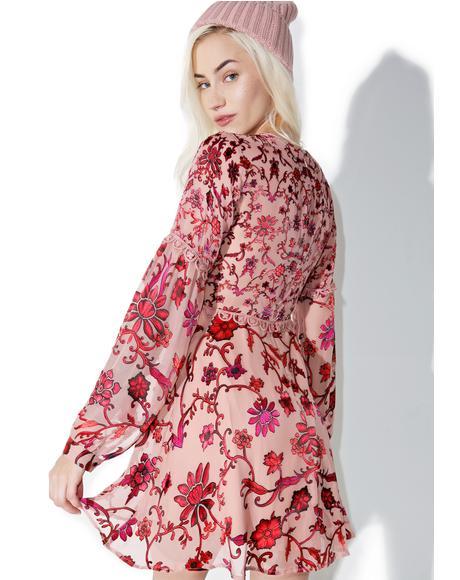 Saffron Mini Dress
