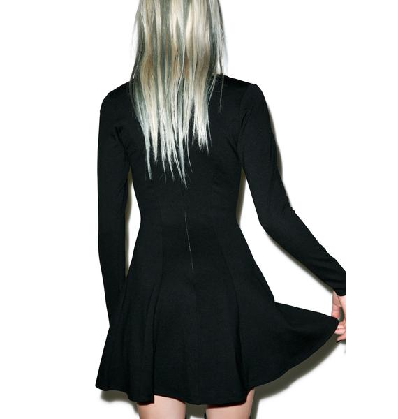 Speechless Deep V Dress