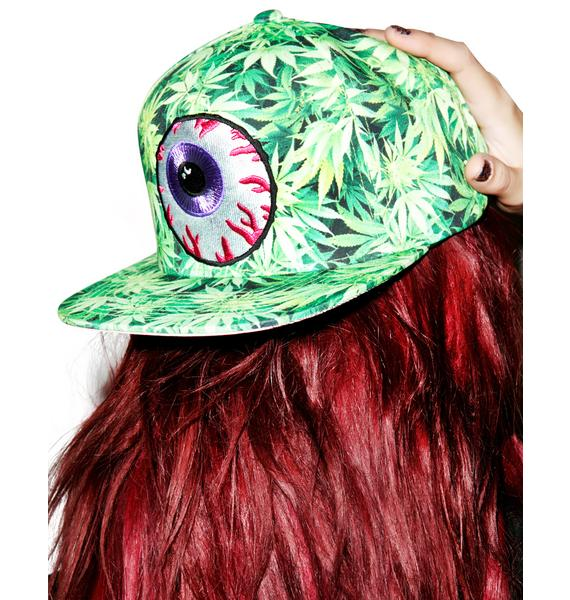 Mishka Garden Keep Watch Snapback