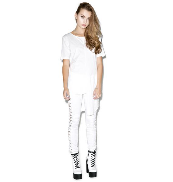 Tripp NYC She Devil Side Lace Pants