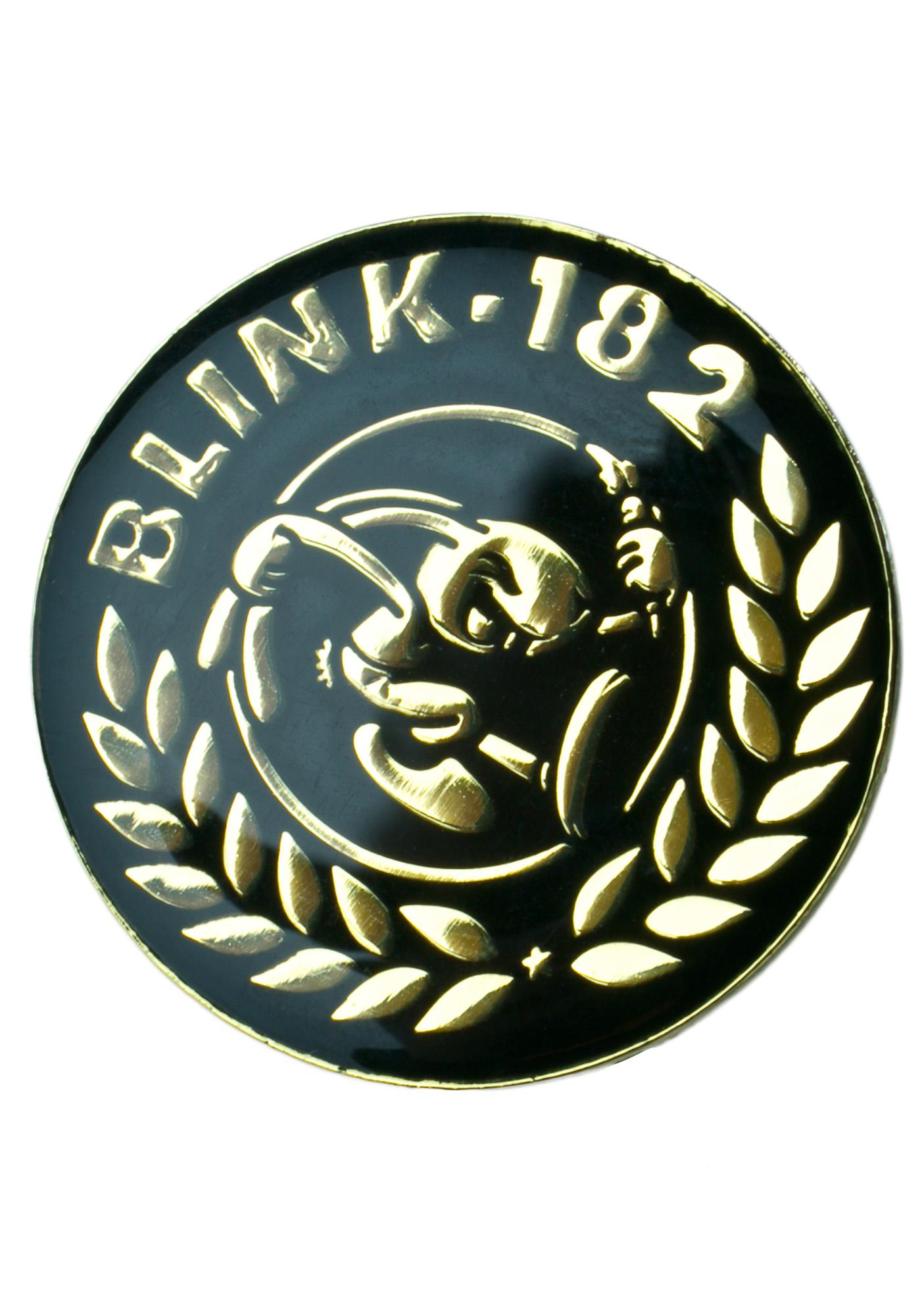 Blink-182 Laurel Pin