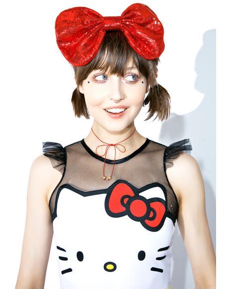 Darling Hello Kitty Costume